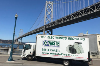 Free electronics recycling